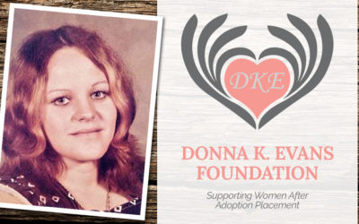 INTRODUCING THE DONNA K. EVANS FOUNDATION